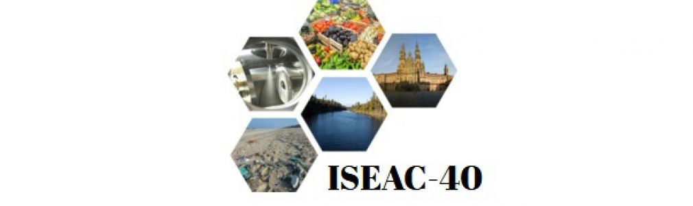 40th International Conference on Environmental & Food Monitoring (ISEAC40)